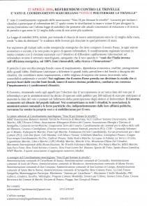 Comitato Marche Referendum SI_' Trivelle