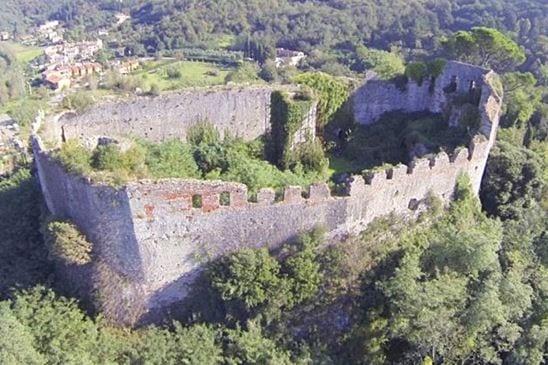 Rocca di san paolino a ripafratta san giuliano terme pisa segnalazione per la lista rossa - Bagni di pisa notte alle terme ...