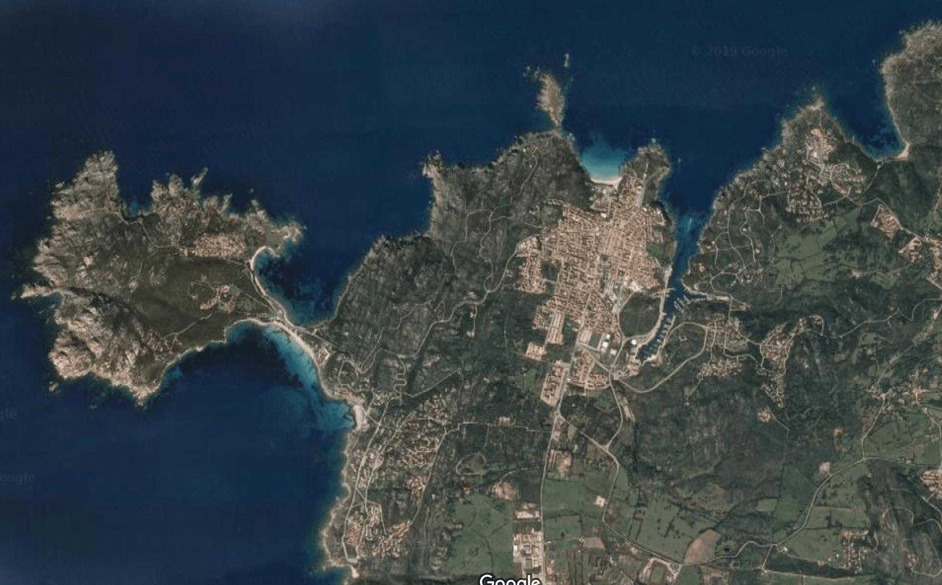 santa-teresa-gallura-sardegna-map-google